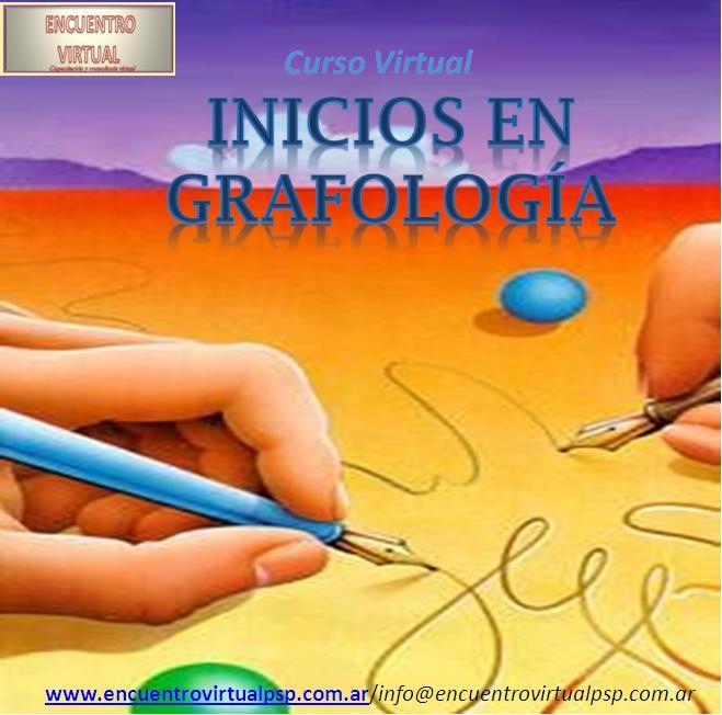 curso grafologia