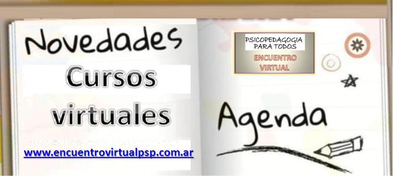 Agenda cursos virtuales
