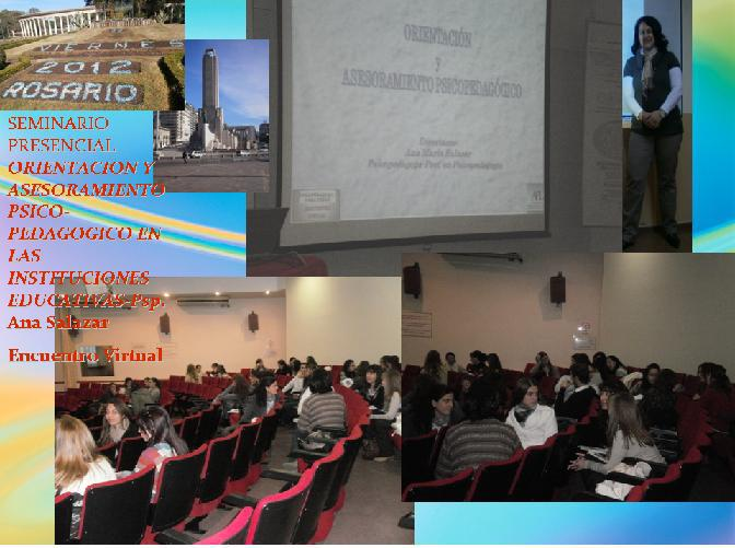 seminario presencial en ROSARIO